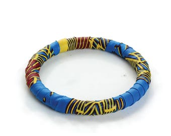 African Bangle - African Jewelry