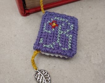Bookmark Crochet Crochet Bookmark