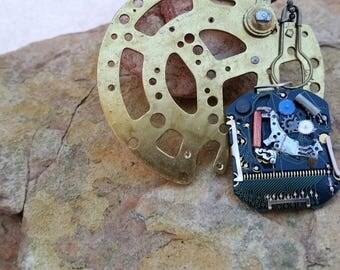 Digital Watch Pendant