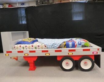 Flatbed Trailer bed