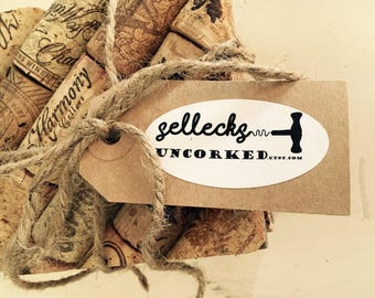 Wine Cork Coasters; Tile; Farmhouse Coasters; Shabby Chic