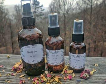 Cleansing Spray // Palo Santo // Healing Mist