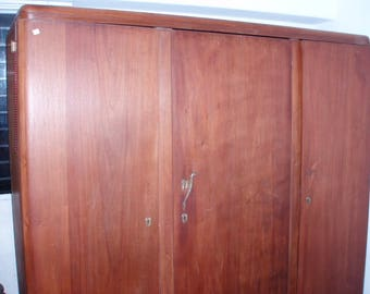 Danish cabinet Year 50 ' solid wood handmade