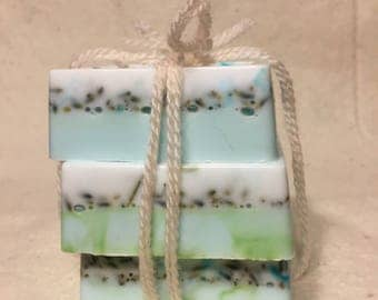 Dragon Bar : Lotus Flower & Lavender Soap