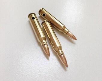 Gone Hunting Bullet Necklace