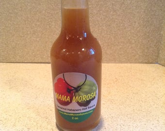 Tamarind Habanero Hot sauce 2oz.