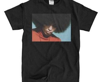 Angela Davis Picture - Black Shirt - Ships Fast! High Quality!