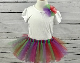 Little Mermaid Tulle Tutu