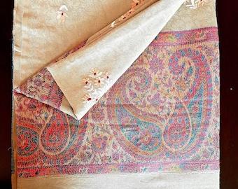 Oriental summer scarf