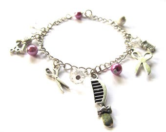 Hairdressing salons-bracelet