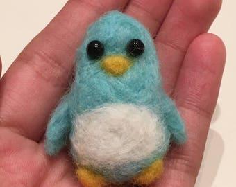 Felted Penguin