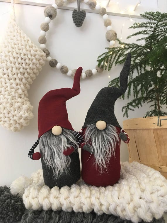 Claus The Scandinavian Christmas Gnome Pattern By
