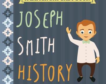 Joseph Smith History Board Book