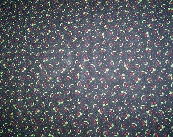 Very Very Cherry - Black Background