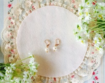 simple cotton pearl piace