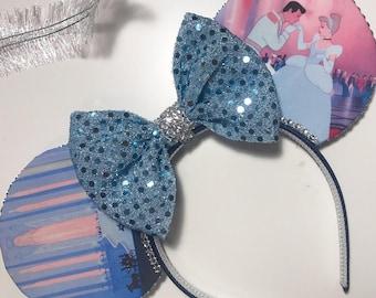 Cinderella at the Ball!