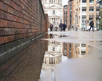 Reflections of ST Paul's