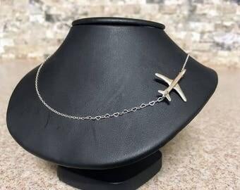 Wild Blue Yonder Necklace
