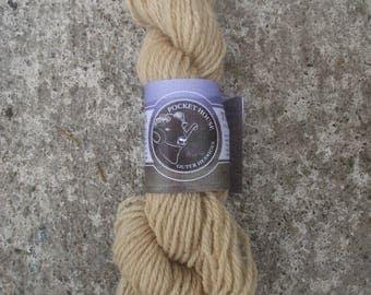 Crocosmia Dyed yarn