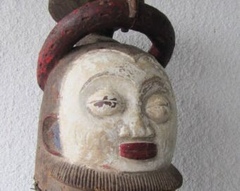 Mask from the Cameroun