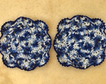 Crochet Doilies/Side Table Mats
