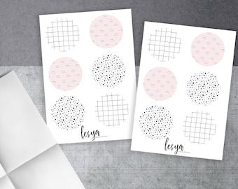 Circles - Dots and Grids