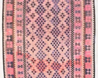 Central Asian Kilim #7759 7'x9'