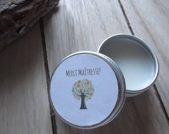 concrete perfume solid perfume to give the hostess 100% natural