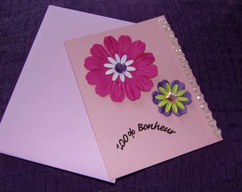 Birthday card or other occasions