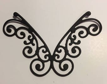 Cutting die Butterfly arabesque lot of 10 pieces