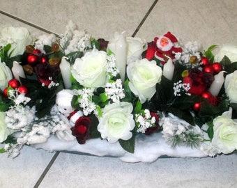 65 cm table centerpiece, Christmas decoration