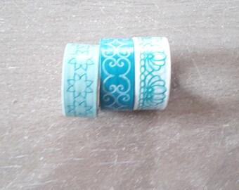 MasKing tape green scrapbooking