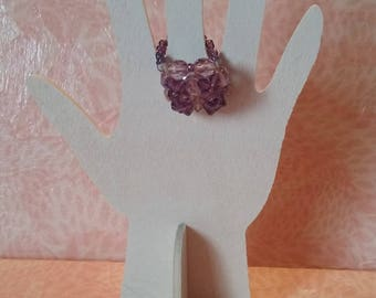 Ring beaded - Akebia Quinata
