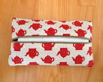 Cotton handkerchiefs case