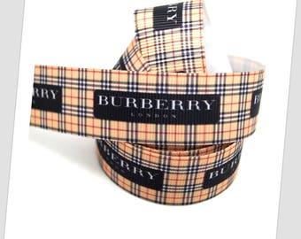 Ribbon 22mm - Scottish style - hype