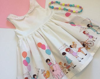 Molly ~ Party Dress (Size 2 & 3)