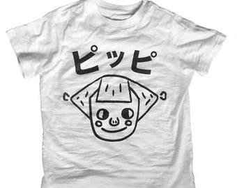 Japanese Pippi shirt