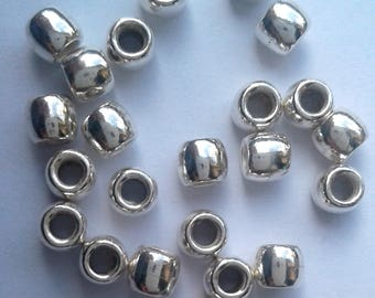 925 Bali Design Sterling SILVER  spacer beads (BD61011)