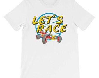 R/C Car Let's Race  Shirt