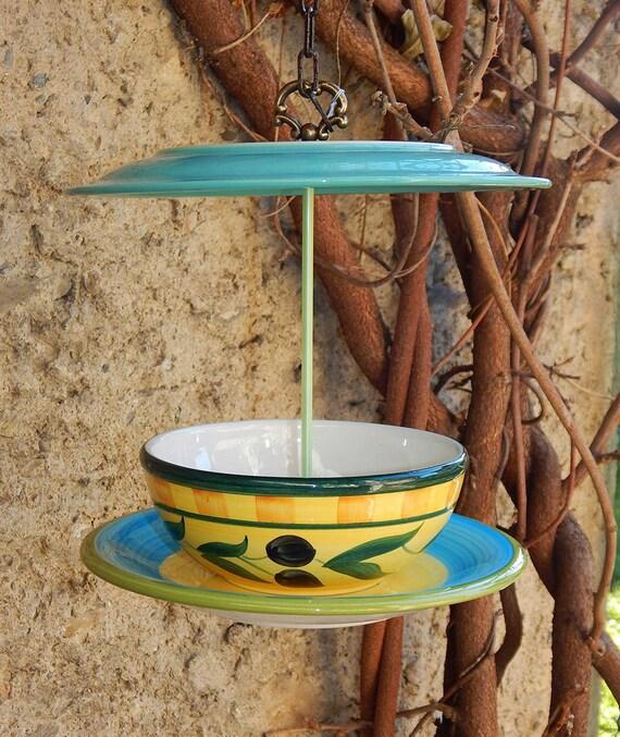 """Sunny"" bird feeder"