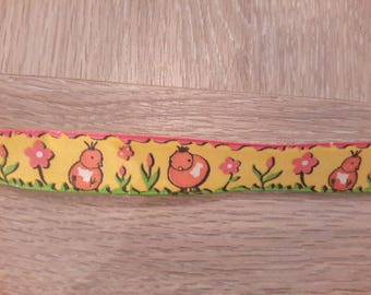 Ribbon trim little chick perfect for Easter