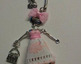 Beautiful Keychain, bag Sydounette 02