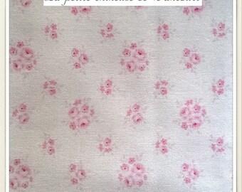 Tilda Jane pink fabric Cooupon