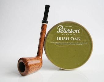 Tobacco smoking traditional briar pipe - Dublin