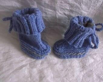 AMOUNTS BABY BOOTIES