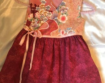 Toddler Girl Dress (size 4)