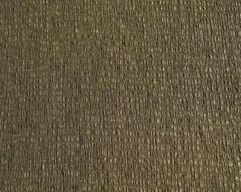 Khaki stretch fabric