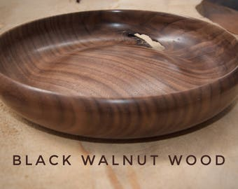 Bowl made of Black Walnut wood