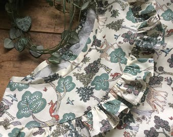 Doe a deer Liberty blouse