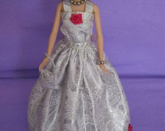 Garment pure barbie doll